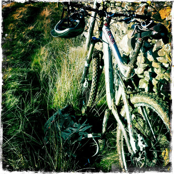 trek scratch in the peaks